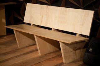 Rosely Pignataro: Reciclando sobras de madeira.