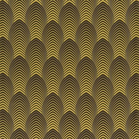 Cozy Harlequin Deco Fabric 8635 | Deco art deco ...
