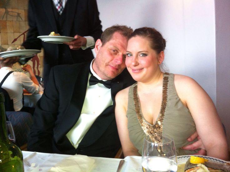 Me and he, serious pose :-)