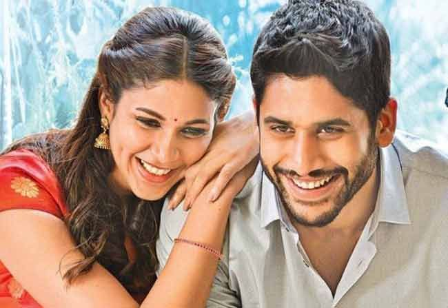 Lavanya Tripathi Compared Chaitu With His Dad after doing movies with both of them she compares that they have both same body language.