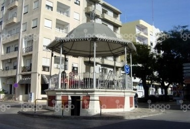 Coreto da Avenida José da Costa Mealha-Loulé, Portugal