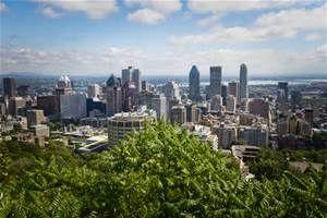 Mount Royal Park Montreal