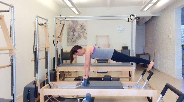 Recap :: After 30 Pilates sessions