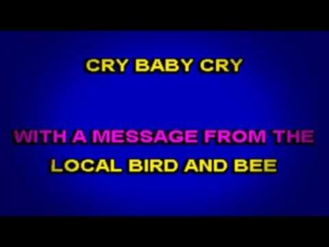 Beatles Cry Baby Cry Hector Karaoke My Playlist