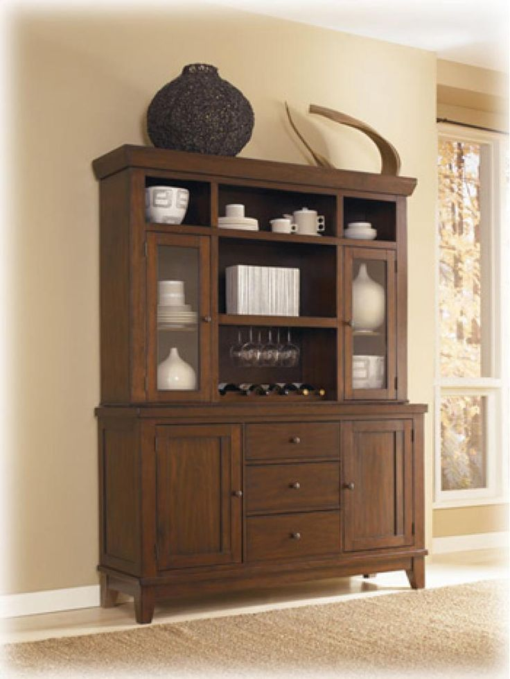 Marvelous Holloway Buffet/China At Living Spaces. Find This Pin And More On Hutches   Dining  Room Furniture ...