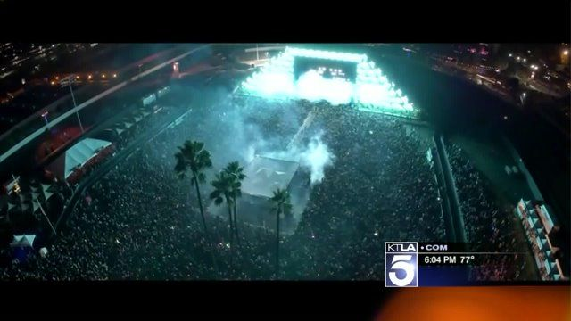 2 Teen Girls Die From Apparent Overdoses at Hard Summer Music Festival in Pomona | KTLA