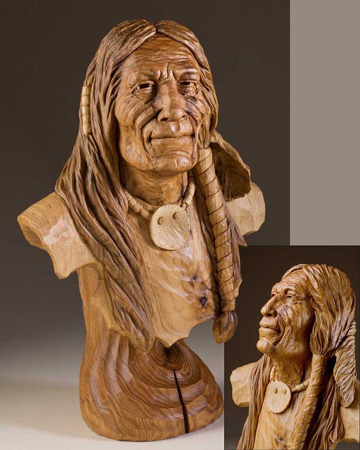 Terry brasher wood carving pinterest o quinn