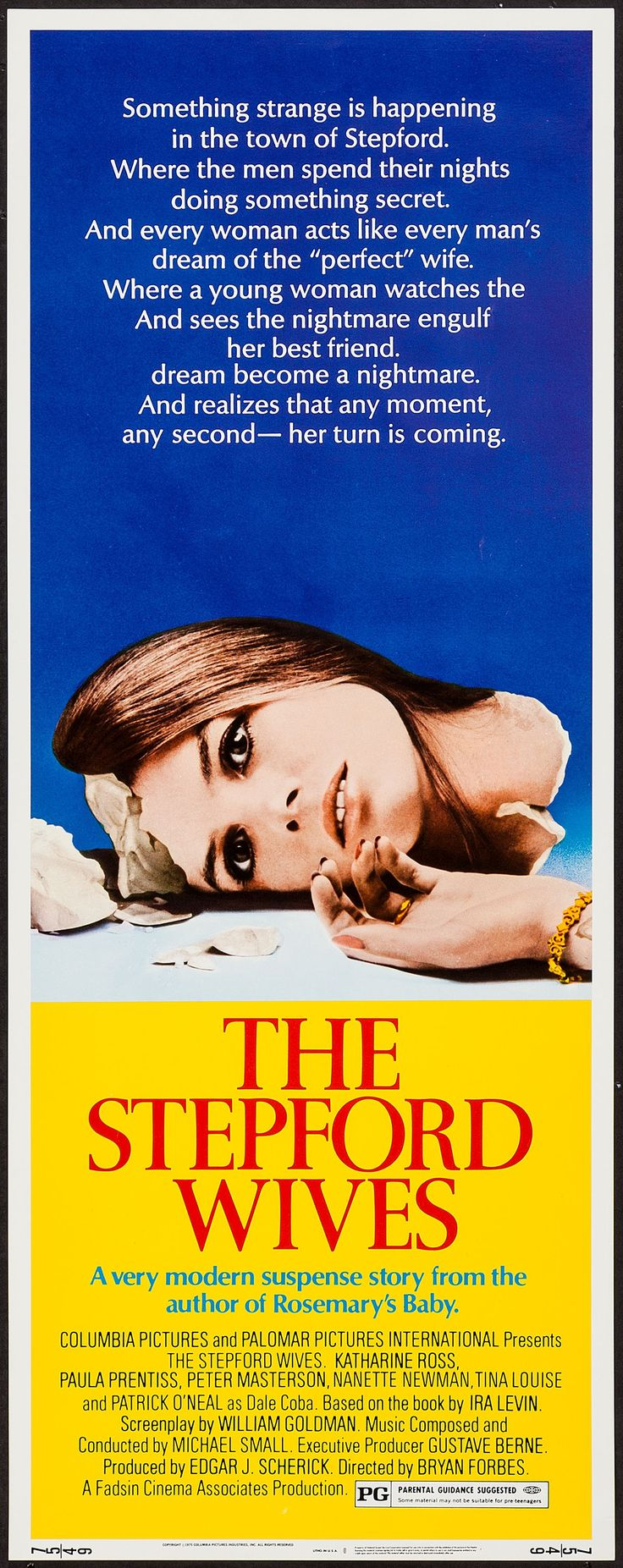 the stepford wives 2 essay In 1975, when the movie the stepford wives first came out, it was widely  regarded as a chilling parable about men's fears of feminism, a tale of.