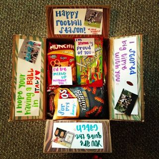 Missionary Package Ideas
