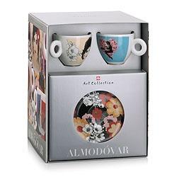 Almodovar espresso cups by Illy.
