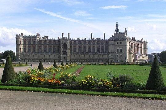 Château de Saint-Germain-en-Laye. Ile-de-France