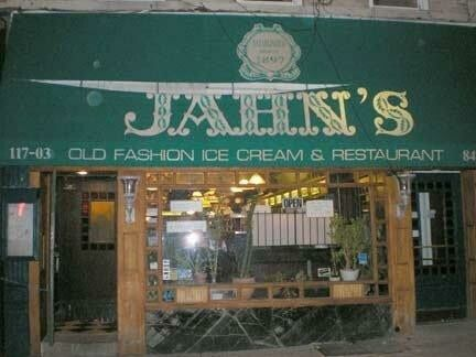 Jahns Ice Cream...where all familys and kids went for ice cream esp on your birthday....show your ID and you Birthday sundae was free..  the fun ol days..
