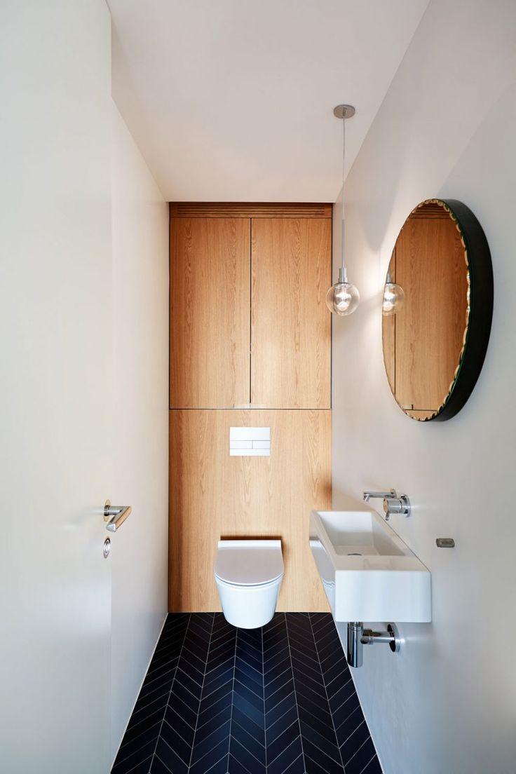 más de 25 ideas increíbles sobre baño estrecho en pinterest