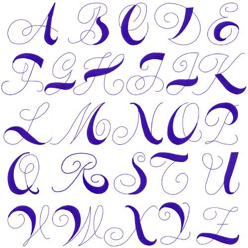 Best images about fonts letters on pinterest the