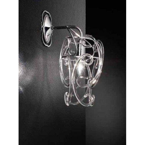 """Gemini"" Wall Light - Bellart http://www.astylishome.com/lighting/249-gemini-wall-light.html"