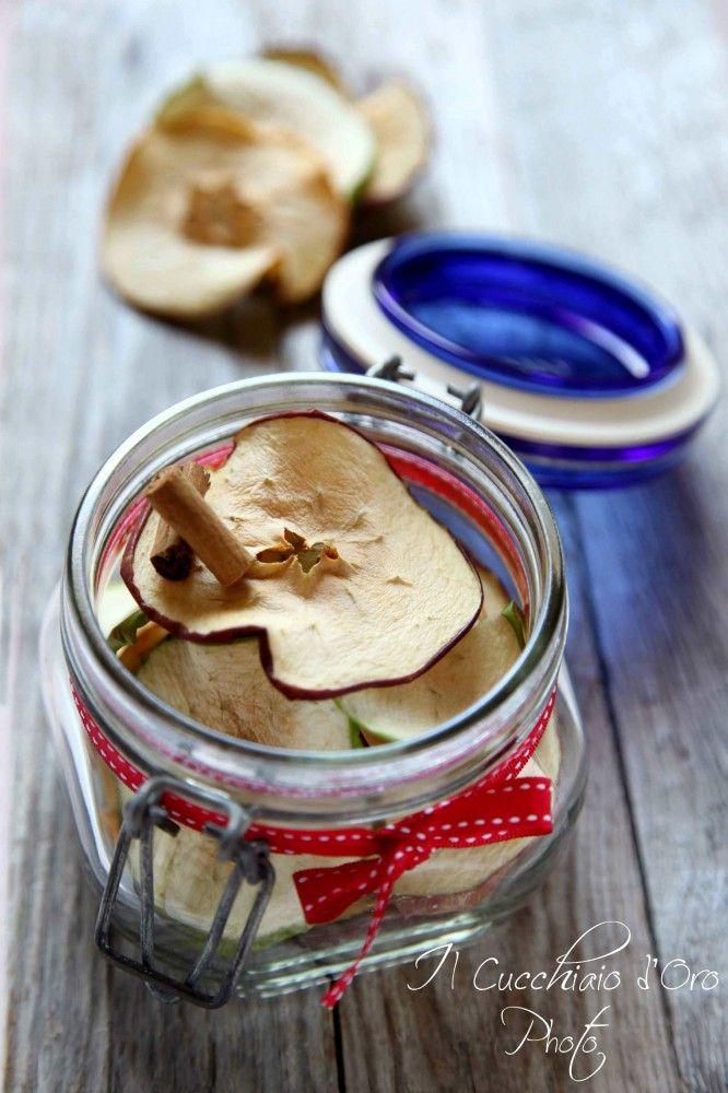 il cucchiaio d'oro » Chips di mele