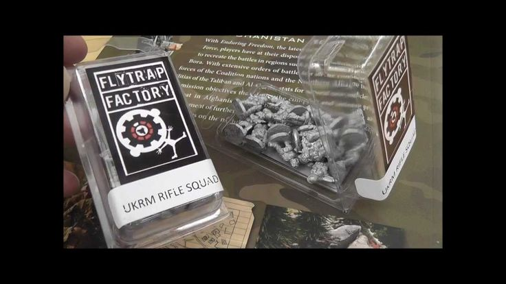 Flytrap Factory's 15mm Royal Marines