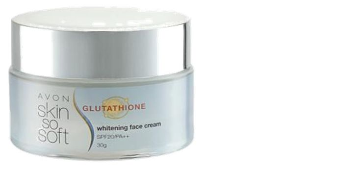 Glutathione Whitening Face Cream with SPF 20/PA ++