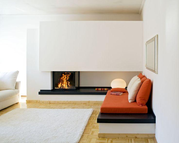20 besten zweiseitige kamine bilder auf pinterest. Black Bedroom Furniture Sets. Home Design Ideas