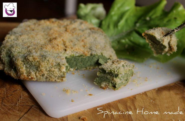 Spinacine ricetta tradizionale e ricetta Bimby