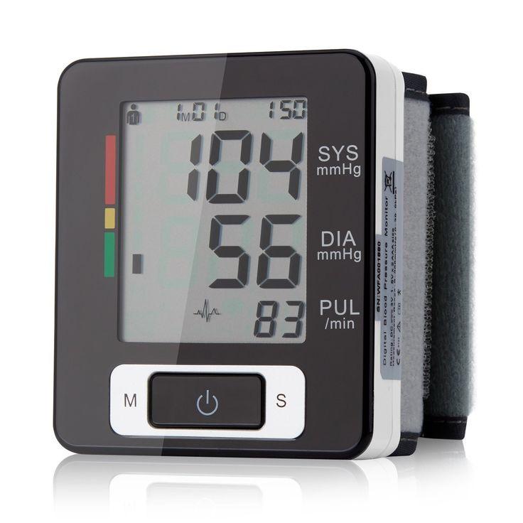 CK-W113 Digital Sphygmomanometer Blood Pressure Monitor Meter