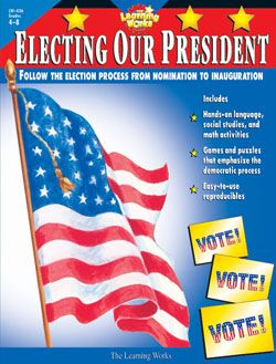 Great resource from Creative Teaching Press for Grades 4 - 8. Help students gain an understanding of the American political process. This resource combines background information with fun activities and research topics and includes cross-curricular activities, games, puzzles, and easy-to-use reproducibles.: Help Students, Includes Cross Curricular, Cross Curricular Activities, Abc Social, 5Th Grader, Students Gain, Creative Teaching Press