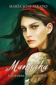 Otro romance màs: Mangaka, Lágrimas en la arena - María José Tirado