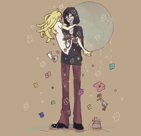 「愛されることは幸福ではない、」/「▼モカ」のイラスト [pixiv]