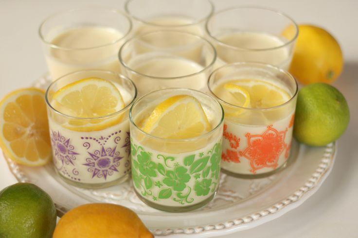 Kierrätä PartyLite kynttiläpurkit   #DIY #dessert #fruits #hedelmä