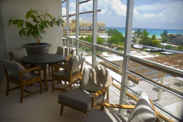 This condo is an incredible option within Playa del Carmen vacation rentals with a privileged location and the most beautiful ocean views.