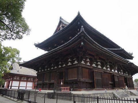 Toji Temple   東寺