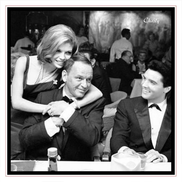 With THE Sinatra s