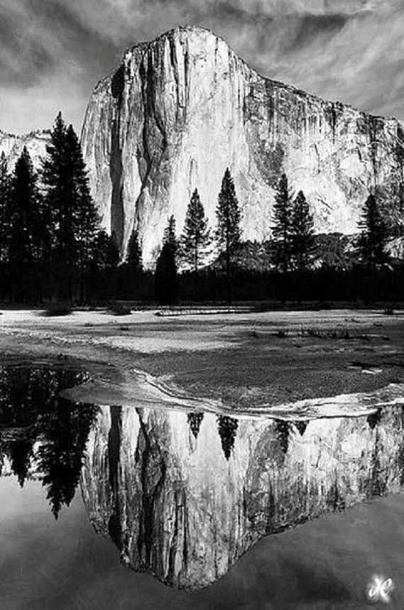 I Really Love This Photo Vintagephotographsblackandwhite Black And White Landscape Ansel Adams Landscape Photography