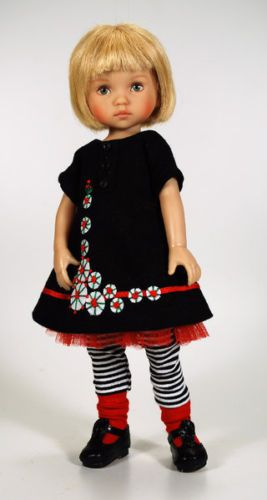 Tenue-vetements-OUTFITS-ONLY-poupee-BONEKA-Dianna-Effner