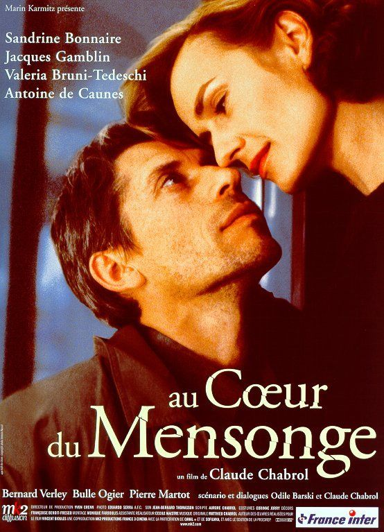 Au Coeur du Mensonge/The Color of Lies (1999-France) dir. Claude Chabrol