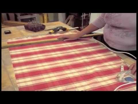 How to make your own zipped boxed cushion cover | Full video tutorial