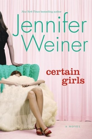 One of my favorite Jennifer Weiner books.   I love her style in this book of mother's and daughter's perspectives in parallel.