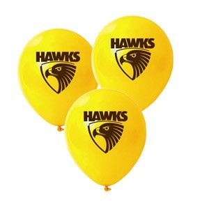 Hawthorn Balloons Pk 25 | Party Supply | Paper Party Supplies and Goods Melbourne