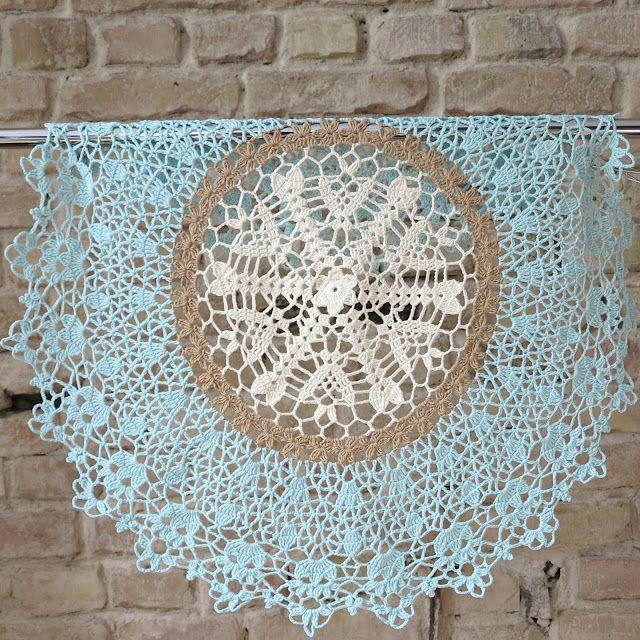byHaafner, crochet, lace, doily