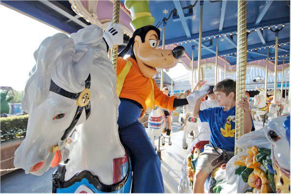 Best Disney World Rides and Attractions for Preschoolers