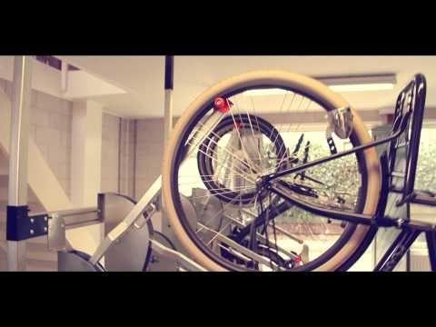 Wheelylift uniek fietsopbergsysteem - gun jezelf ruimte