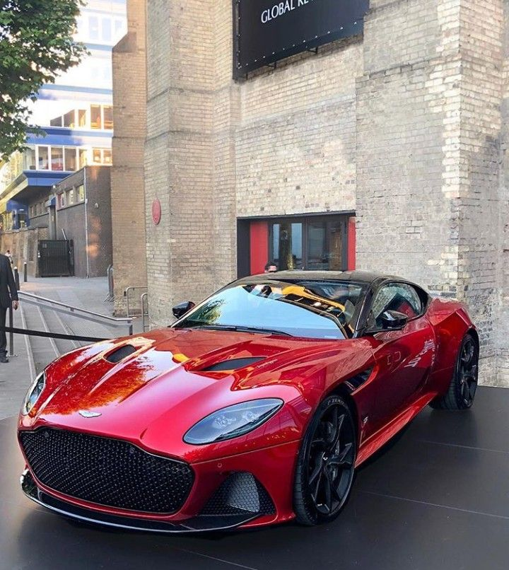 Aston Martin Dbs Superleggera Astonmartin Watch Supercar Videos At Carintensity Com Super Cars Aston Martin Aston Martin Cars
