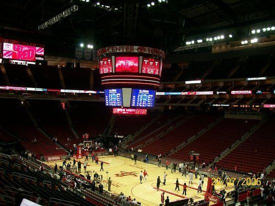 Photo of Toyota Center