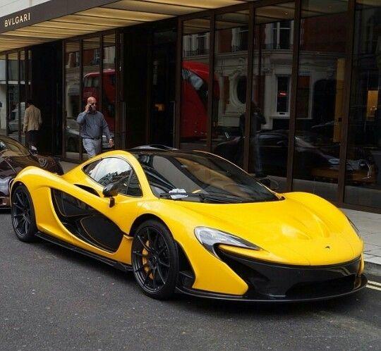 McLaren P1 | Dope Cars | Pinterest