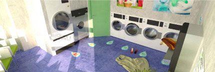 Apri la tua lavanderia a gettoni o lavanderia self service con finanziamenti personalizzati. Ti aiutiamo nell'apertura della tua lavanderia: forniamo le macchine,gli impianti,l'installazione,l'arredamento,le lavatrici