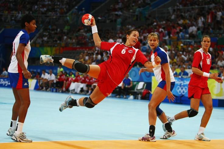 London 2012 Summer Olympics:   Handball women