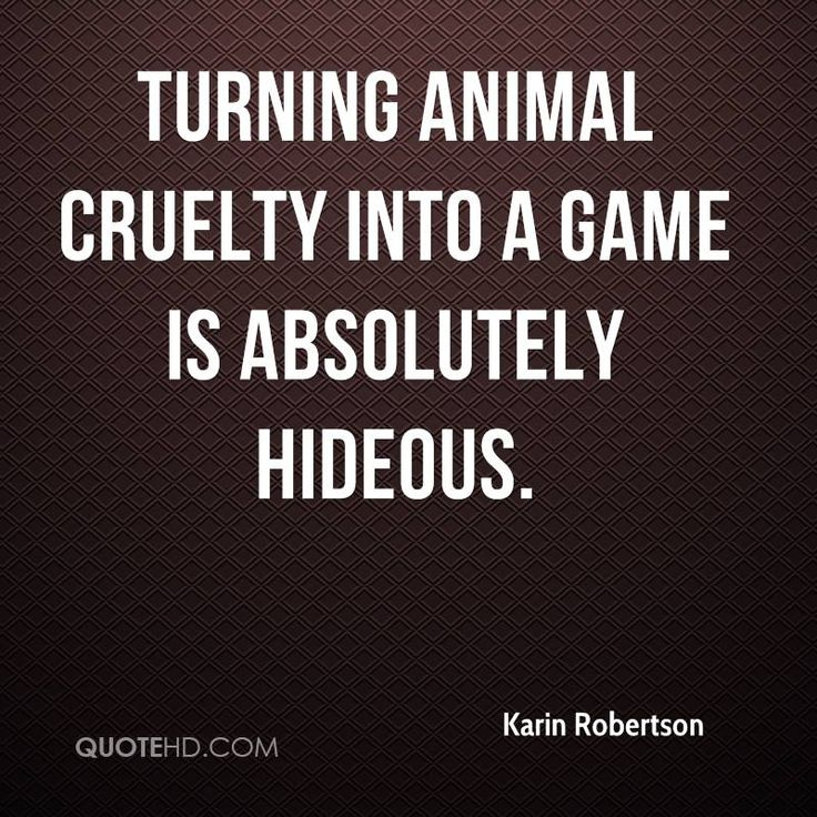 Love Is Not Abuse Quotes: 17 Best Animal Cruelty Quotes On Pinterest