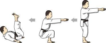 Judo Fundamentals: Ukemi (Fall breaking)   Judo Channel   Token Corporation: Official partner of the All Japan Judo Federation (Zenjuren)