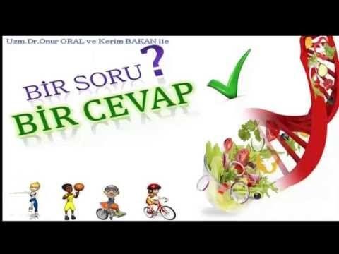 Dr.Onur Oral ve Kerim Bakan İle  Bir Soru Bir Cevap 10. Bölüm (Konu Obez...