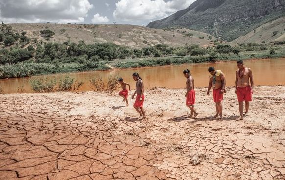 Rio Doce: impactos da lama no corpo e na alma do povo Krenak  http://controversia.com.br/4084